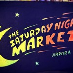 @instagram: #thesaturdaynightmarket #arpora