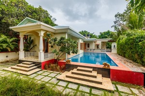Tracy — Luxury villa for rent in Vagator