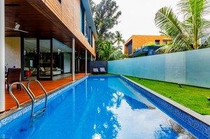 Clemont Villa — Luxury villa for rent in Candolim