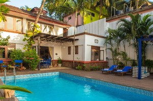 Sea Infinity Villa — Luxury villa for rent in Arambol