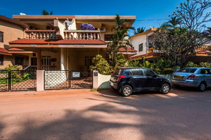 Calangute Residency — House for rent in Calangute