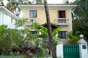 Casa Mia — Luxury villa for rent in Candolim