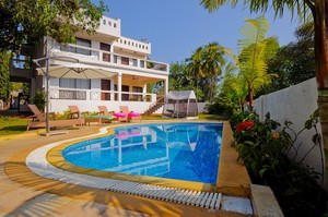 Marbel Suite — Luxury villa for rent in Anjuna