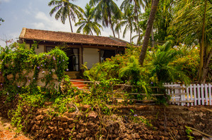 Rose Cottage — Luxury villa for rent in Palolem