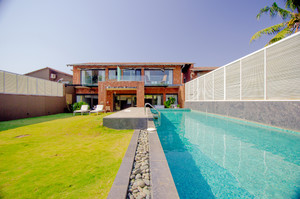 Serena — Luxury villa for rent in Candolim