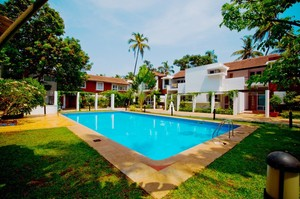 Orchard Cottage — Luxury villa for rent in Candolim
