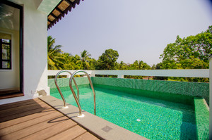 Vienna Сharm — Luxury villa for rent in Candolim