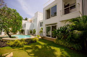 Bollywood Villa #3 — Villa for rent in Candolim