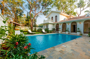 Prestige‎ Villa — Luxury villa for rent in Vagator