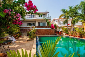 Villa Gita — Luxury villa for rent in Candolim