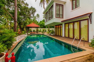 Villa Muse — Luxury villa for rent in Nerul