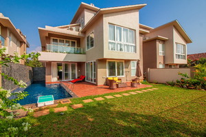 Molly Villa — Luxury villa for rent in Anjuna