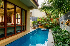 Villa Magnum — Luxury villa for rent in Calangute