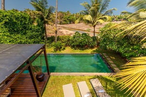 Baga River Villa 3 — Luxury villa for rent in Anjuna