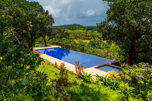 Jungle Villa 3 — Luxury villa for rent in Aldona