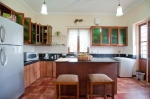 Kitchen, living, dining room - 6
