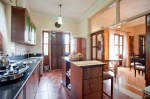 Kitchen, living, dining room - 5