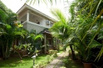 Holiday villa rentals in Assagao North Goa