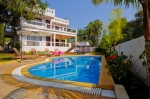 2144 — Holiday villa rentals in Anjuna North Goa