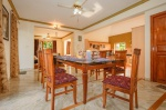 Kitchen, living, dining room - 9