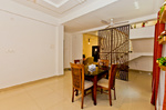 Kitchen, living, dining room - 11