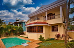 Holiday villa rentals in Colva South Goa