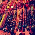 @instagram: The stuff goa market is famous for ❤ . . . . . . . . . . .  #goa #goablogger #garlands #market #calangute #beach #beachmarket #handmade #handmadejewelry #colours #photography #photography_from_best #india_sb #_pp #_coi #goavibe #dd_goa #talent_of_india #y