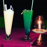 @instagram: #baga #goa #nightout #beachshack #awesomenight #candlelight