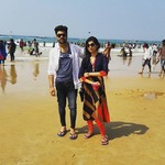 @instagram: GOA##BAGA Beach☺️