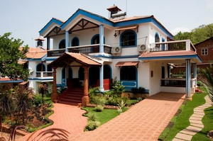 Neelam the Grand — Villa for rent in Assagao