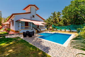Palm Villa Resort — Villa for rent in Arpora