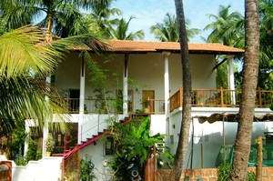 Vera Rosa — Rooms for rent in Anjuna