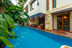 Anjuna Palace #3 — Luxury villa for rent in Anjuna