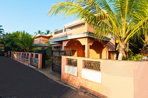 Sunset Holiday Home — Villa for rent in Colva