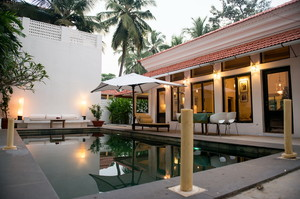 Casa Na Areia — Luxury villa for rent in Nerul