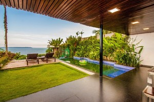 Seaway — Luxury villa for rent in Candolim