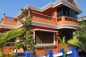 Colva Holiday Home — Villa for rent in Colva