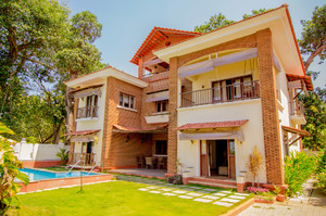Annabella — Luxury villa for rent in Calangute