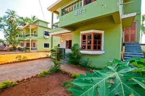 Coco Vanilla — Villa for rent in Morjim