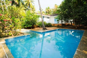 Purple Mango — Luxury villa for rent in Anjuna