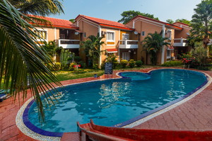 Tango Mango — Holiday villa for rent in Candolim