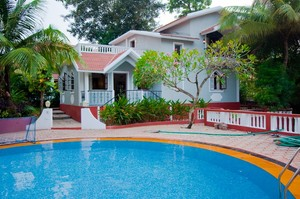 Villa Annette — Holiday villa for rent in Sinquerim