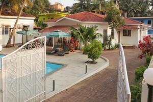 Crown Apartments — Holiday apartment for rent in Baga