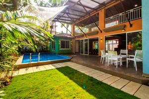 Villa Bella — Luxury villa for rent in Candolim