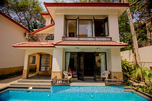 Greek Valley C — Villa for rent in Calangute