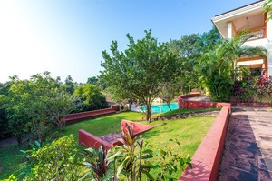 Countryside 4 — Villa for rent in Nerul