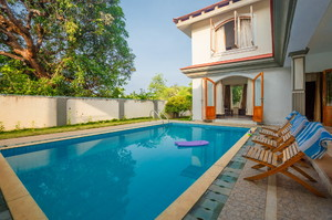 Casa Madera — Luxury villa for rent in Anjuna