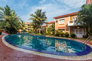 Tango Apple — Villa for rent in Candolim