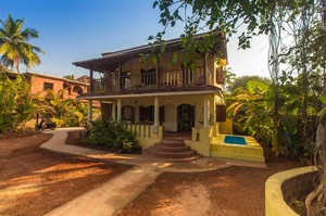 Hibiscus — Villa for rent in Morjim