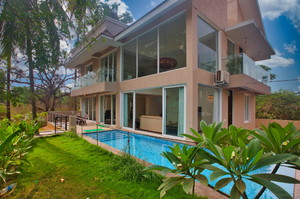 Villa Grace — Luxury villa for rent in Baga